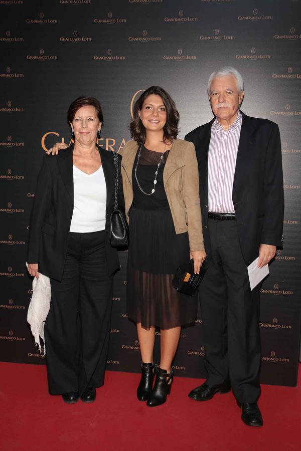 Ilaria Ferrari, Gabriella Roselli, Gianfranco Mascini