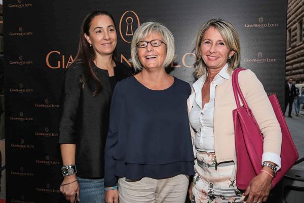 Eleonora Falchini, Claudia Tartarizio, Marinella Fani