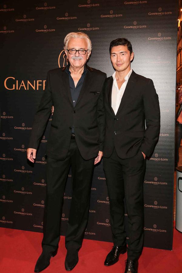 Gianfranco Lotti, Rick Yune