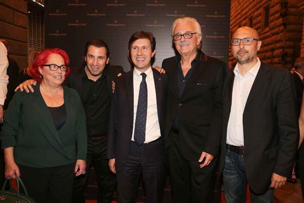 Gabriella Lotti, Sandro Fallani, Dario Nardella, Gianfranco Lotti, Franco Lucà