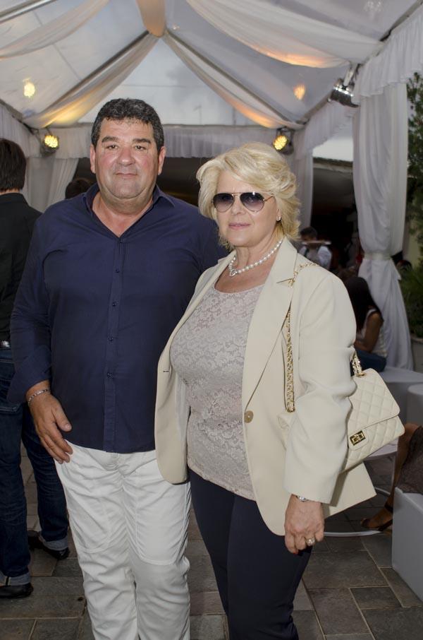 Giuseppe e Francesca Ceglie