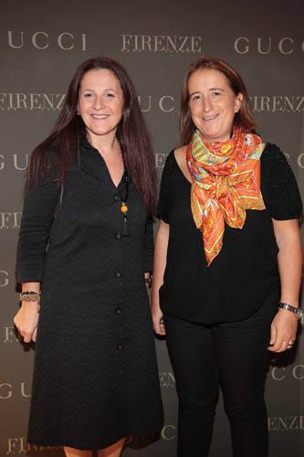 Lucia De Siervo, Cristina Giachi