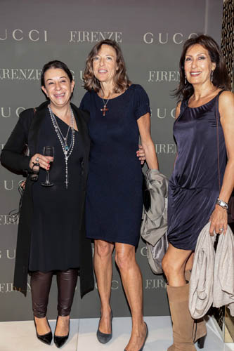 Alessandra Volgimigli, Giovanna Luzzi, Rossella Sacco
