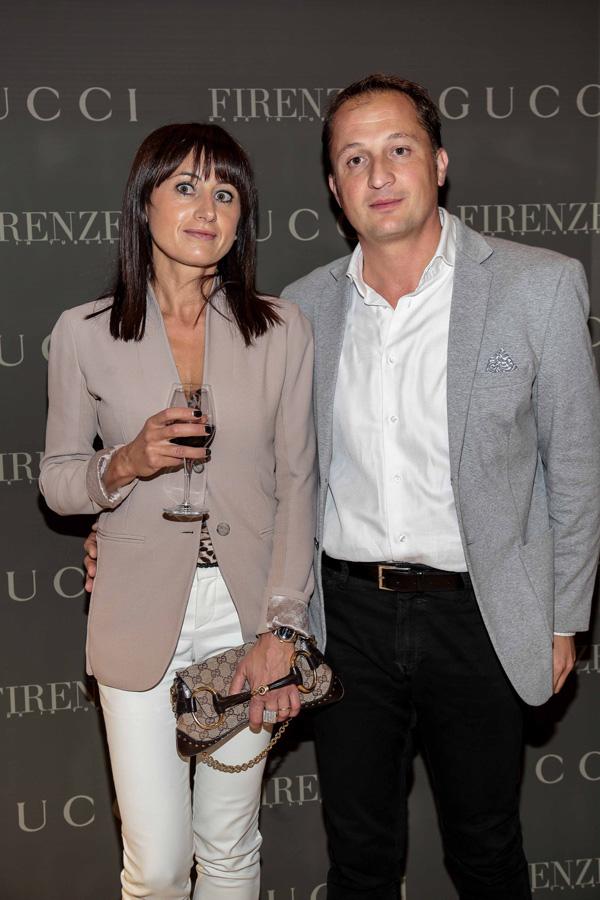 Barbara Andreani, Alessandro Vezzosi