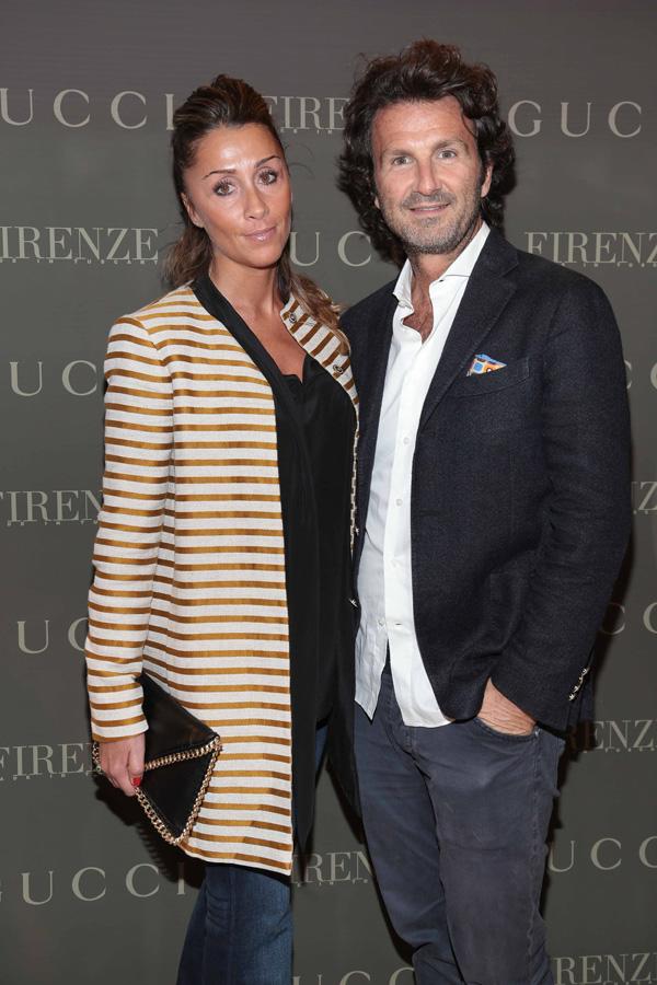 Ilaria and Lorenzo Ristori
