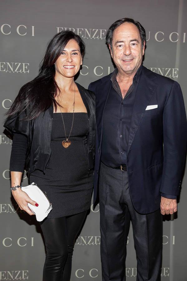 Paola and Carlo Grillini