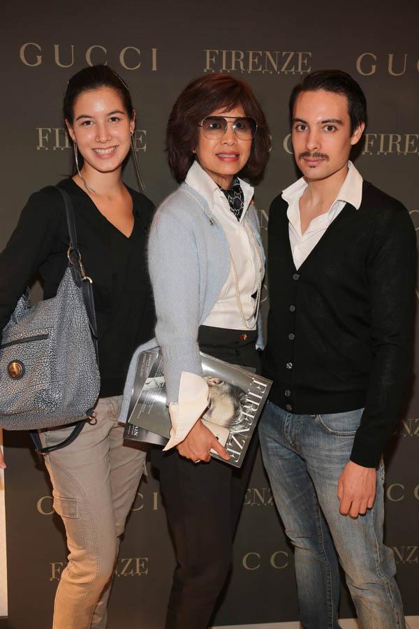 Erica Arrighi, Teresa Chen, Guido Marcon