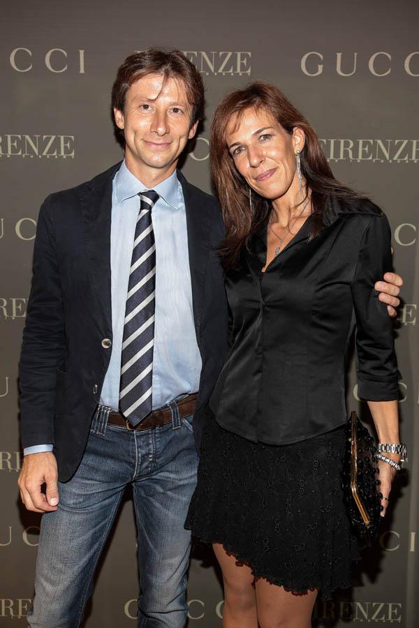 Alberto Cipriani, Lucia Elena Falorni