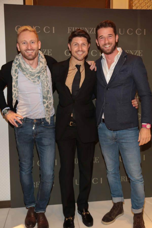 Stefano Del Mastio, Lorenzo Maggini, Luca Maestripieri