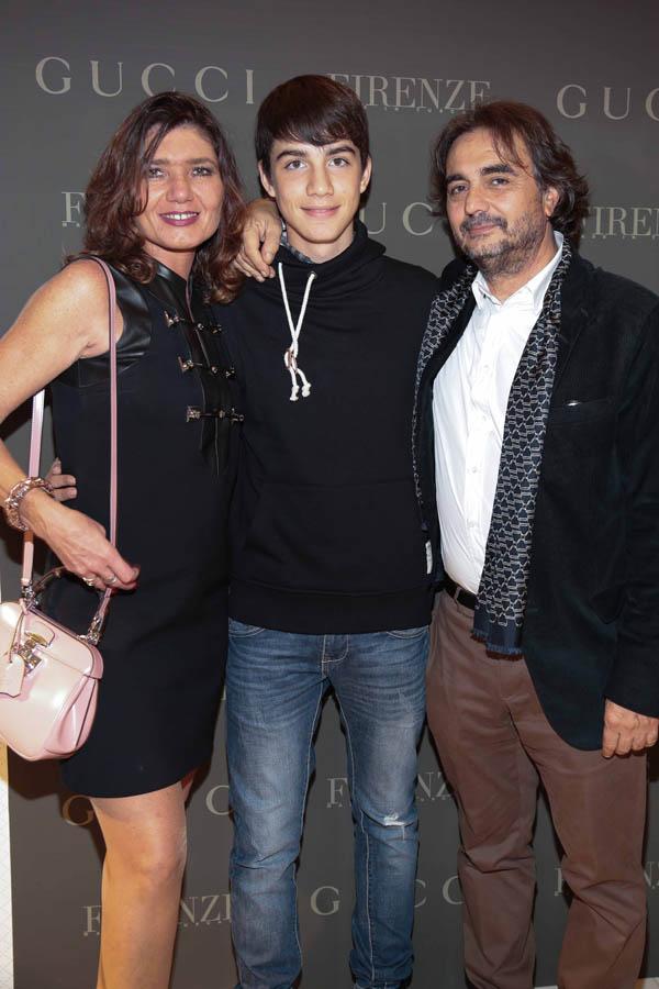 Daniela Burini, Leonardo Terreni, Gianfelice Allegri