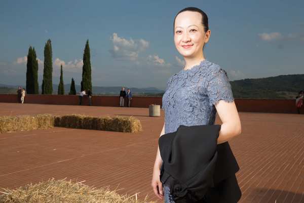 Madame Hong Guo