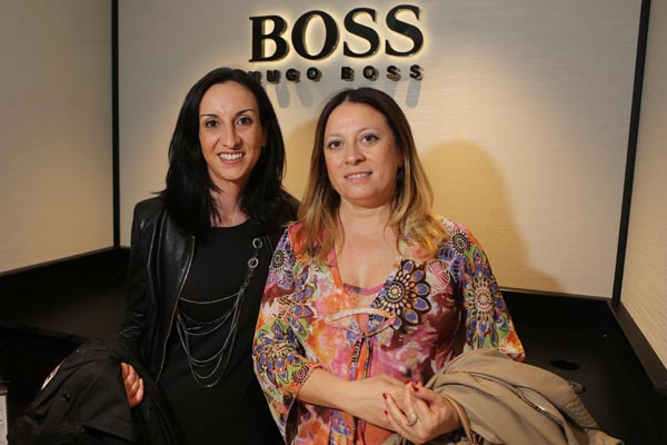 Giulia Niccolai e Gabriella Vanella