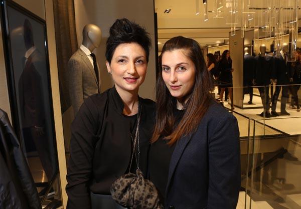 Martina Pecora ed Erika Sbolci