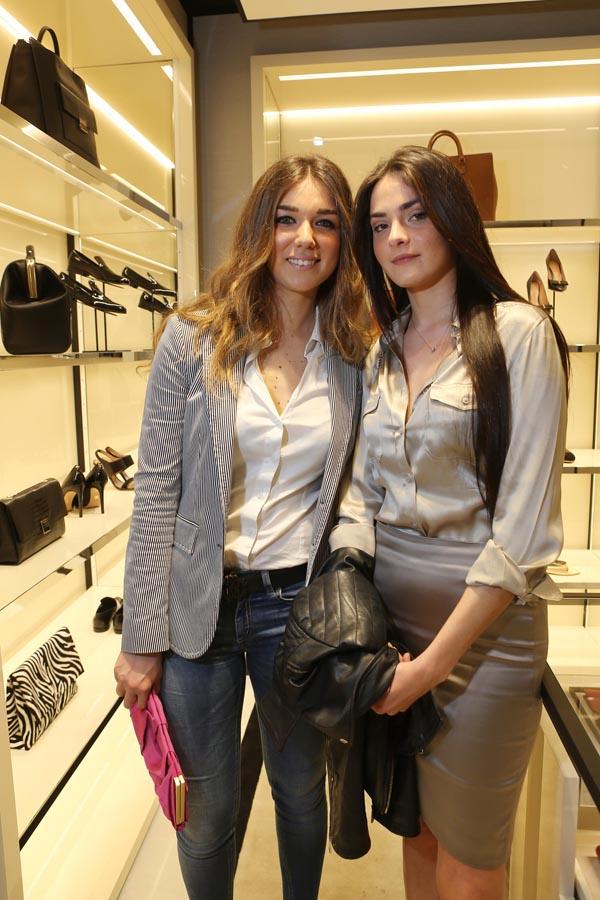 Giulia Vittoria Nesi e Letizia Gagliardi