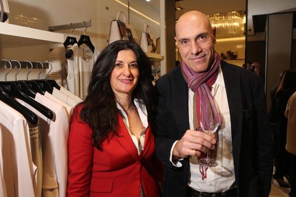 Donatella Stivoli e Riccardo Bianchi