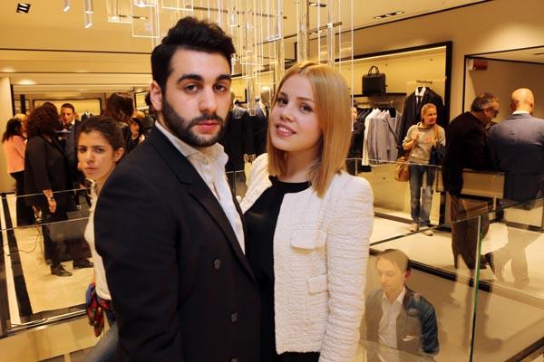 Maria Vittoria Montich e Paolo Rod‡