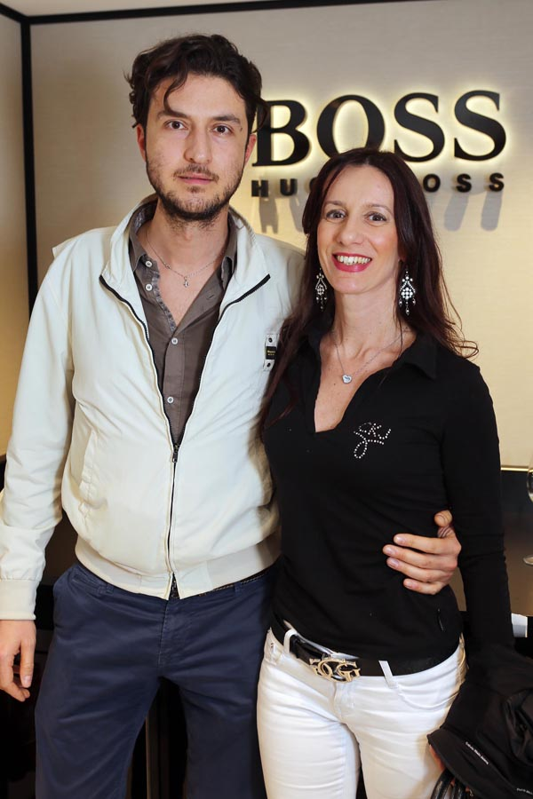 Nico Cannella e Cristina Pasqualini
