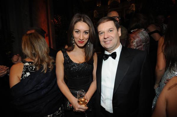 Vittoria and Guglielmo Giovanelli