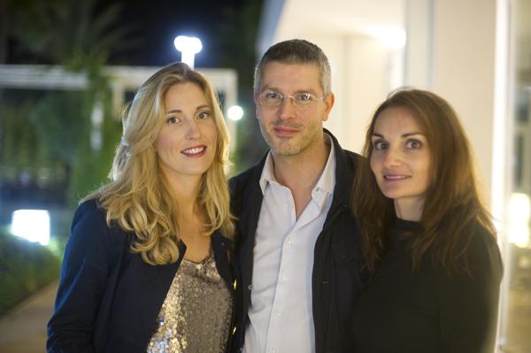 Ilaria Calamandrei, Francesco Nocentini, Karin