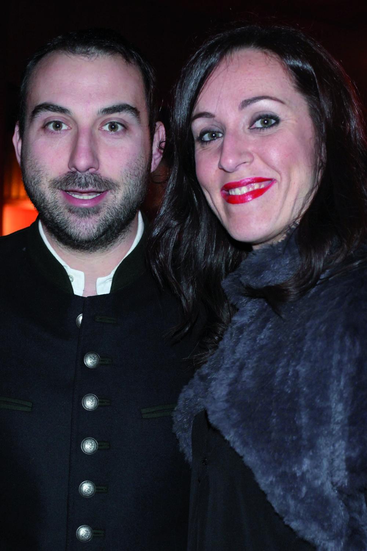 MAX BOSCARO,MICHELA GARRON