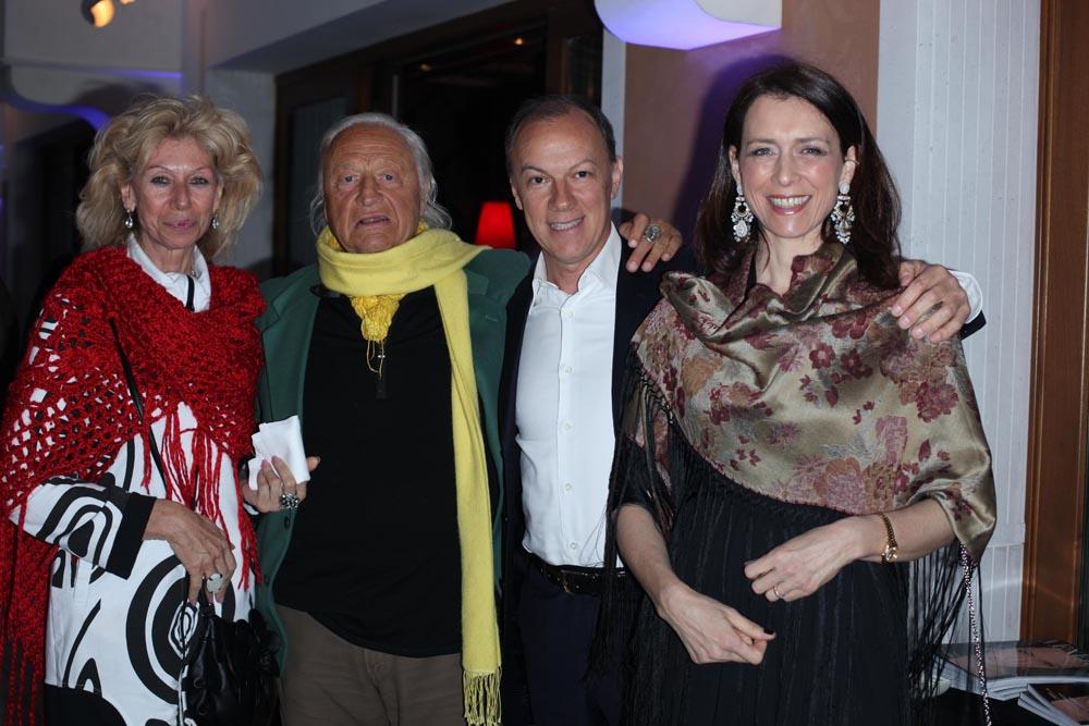 MARIA GRAZIA E LUDOVICO DE LUIGI,ENRICO MARTELLOZZO,RENATA RAMI