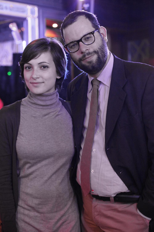 Enrica Murra e Ivan Dalla bà