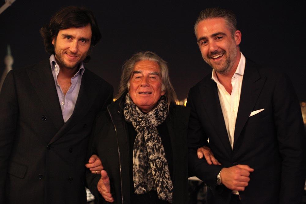 ALEX VITTORIO LANA, FABRIZIO PLESSI, MATTEO PARIGI BINI