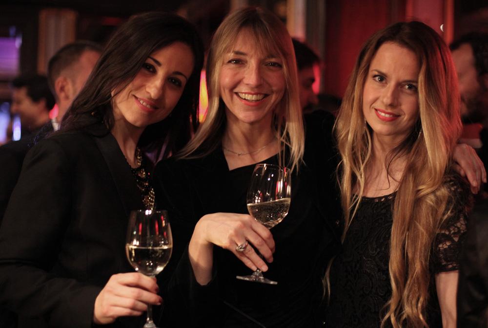 Laura Corjero, Maria Doria,Veronica Vianello