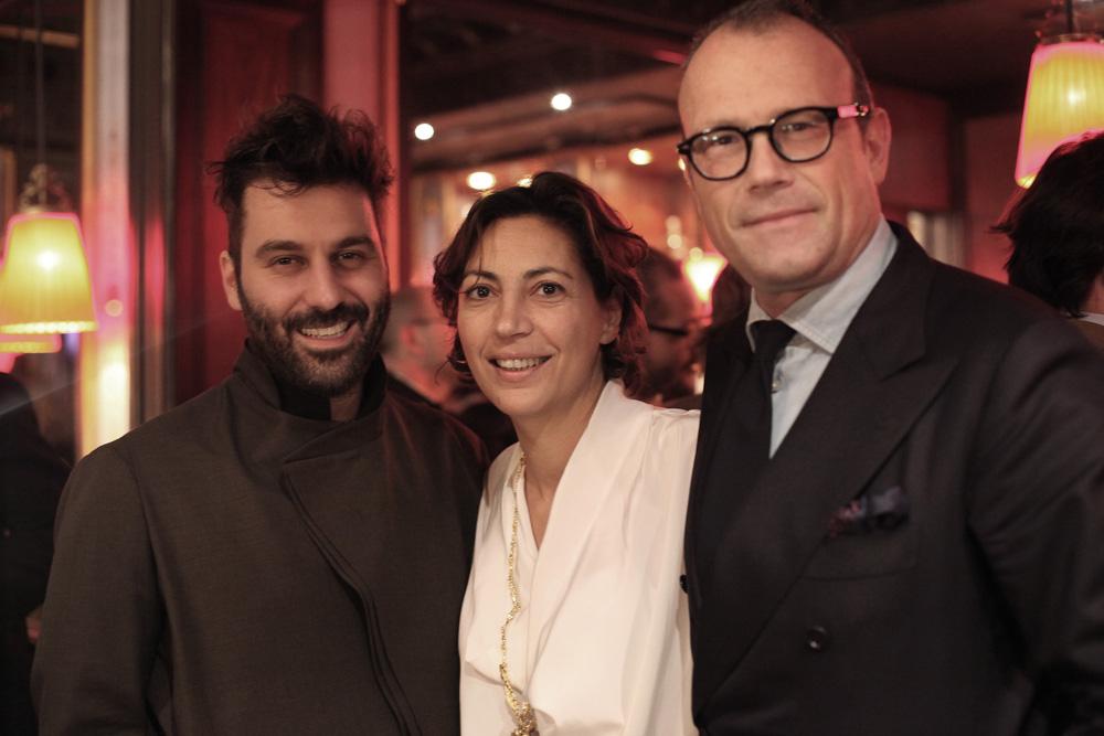 Costas Voyatzis,Paola Manfredi,Cesare Cunaccia