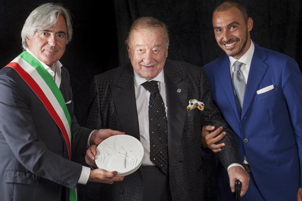 Umberto Buratti, Sirio Maccioni, Salvatore Madonna