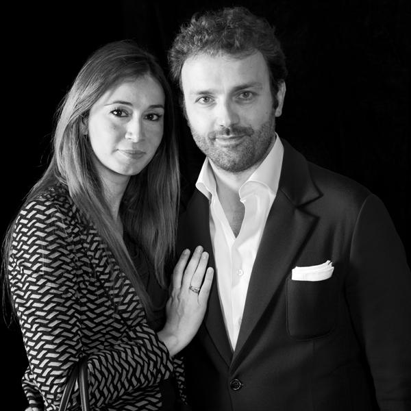 Elisabetta e Niccolò Ricci