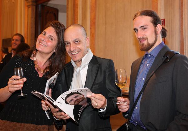 Sigrid de Montrond, Maurice Agosti, Alivise Nicoletti