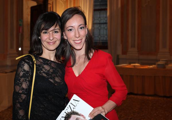 Eleonora Rosin, Sabrina Cardi