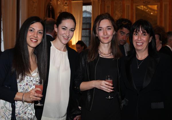 Daniela Fabris, Daniela Ceban, Jianna Cazacq, Silvia Fabris