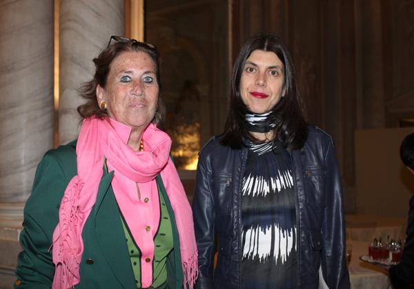 Roberta and Tessa di Camerino