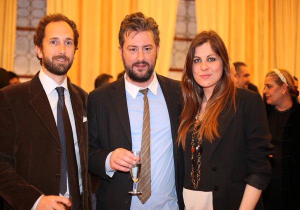 Marcello Vettor, Alvise Padoan, Ania Guiotto