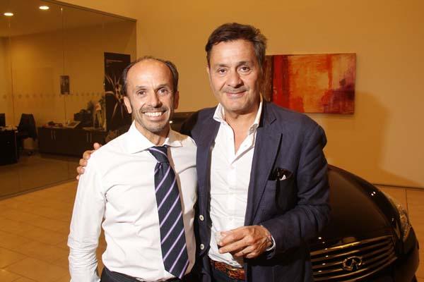 Marco Ambrosetti, Walter Santillo