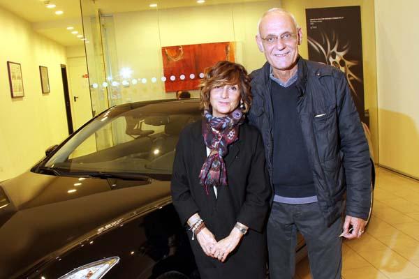 Serena Fontanelli, Massimo Materassi