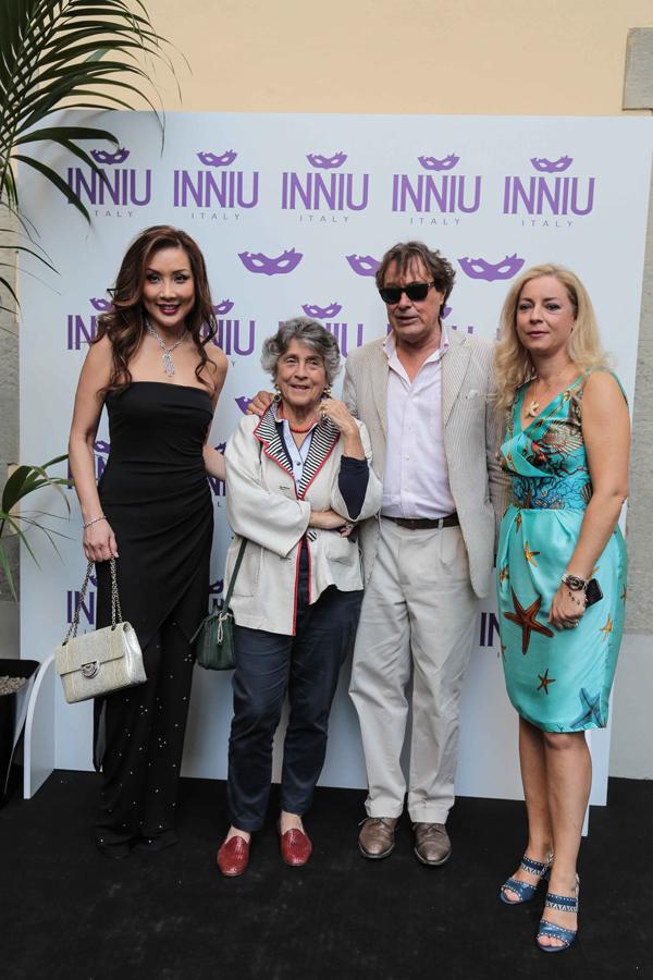 Alycia Mak, Giorgiana Corsini, Peter Marangoni, Deborah Sassorossi