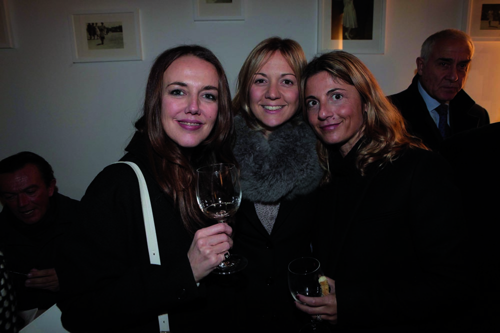 Pressphoto, Firenze  Inaugurazione Isabelle  Silvia Tozzi,Francesca Pinzauti, Monica Sarti