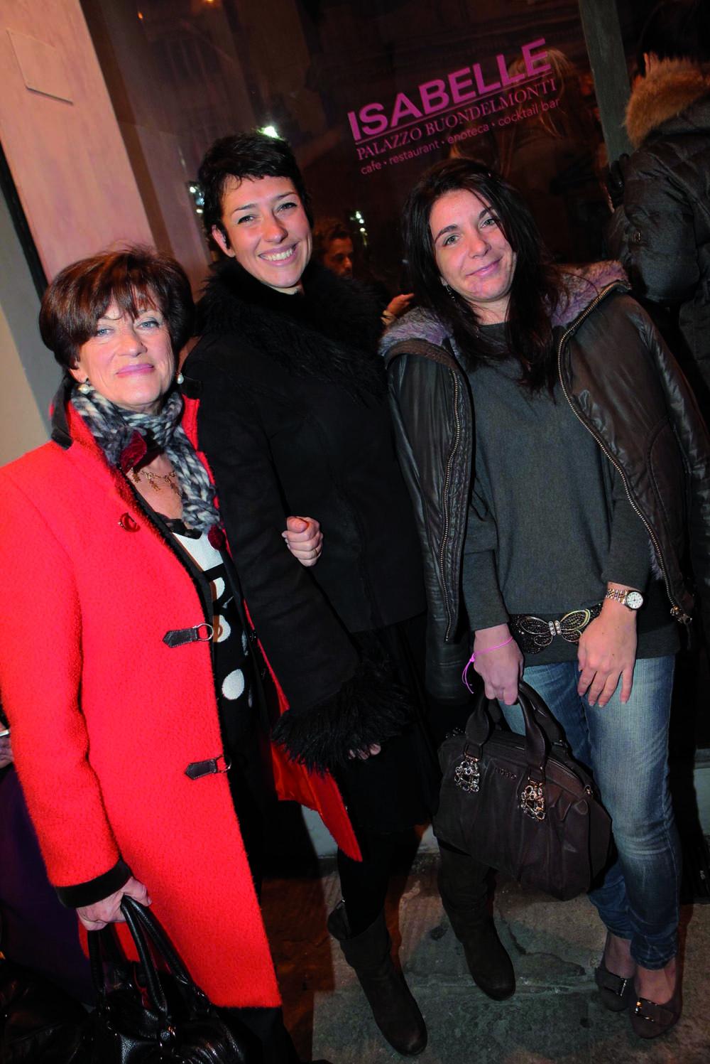 Pressphoto, Firenze  Inaugurazione Isabelle  Giovanna e Sara Manetti, Vanessa Ricci