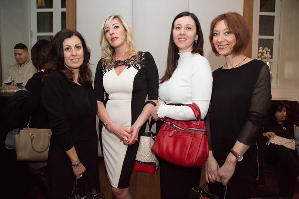 Claudia Mattioli, Caterina Mamore, Desislava Cardillo, Silvia Pasquali