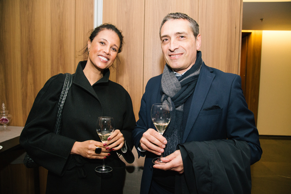 Nicole Taylor, Marco Catelani