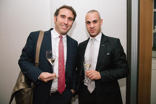 Jacopo Dini, Matteo Consoli
