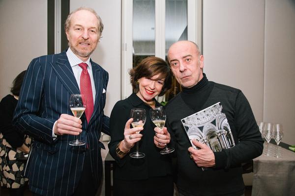 Arturo Artom, Grazia Rota, Ivan Rota