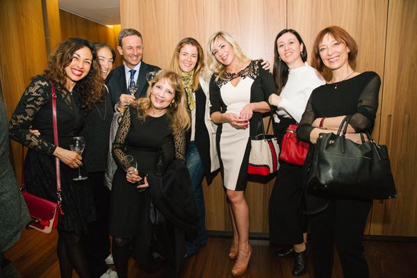 Elisa Sciuto, Caterina Mamone, Claudia Levi Montalcini,  Desi Cardillo, Silvia Pasquali