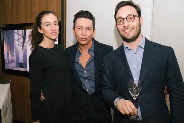 Fortuna Marino, Fabrizio Cameron Dinelli, Raffaele Sten
