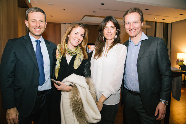 Leonardo Cartei, Giulia Silli, Chiara Nencini, Michele Soldati