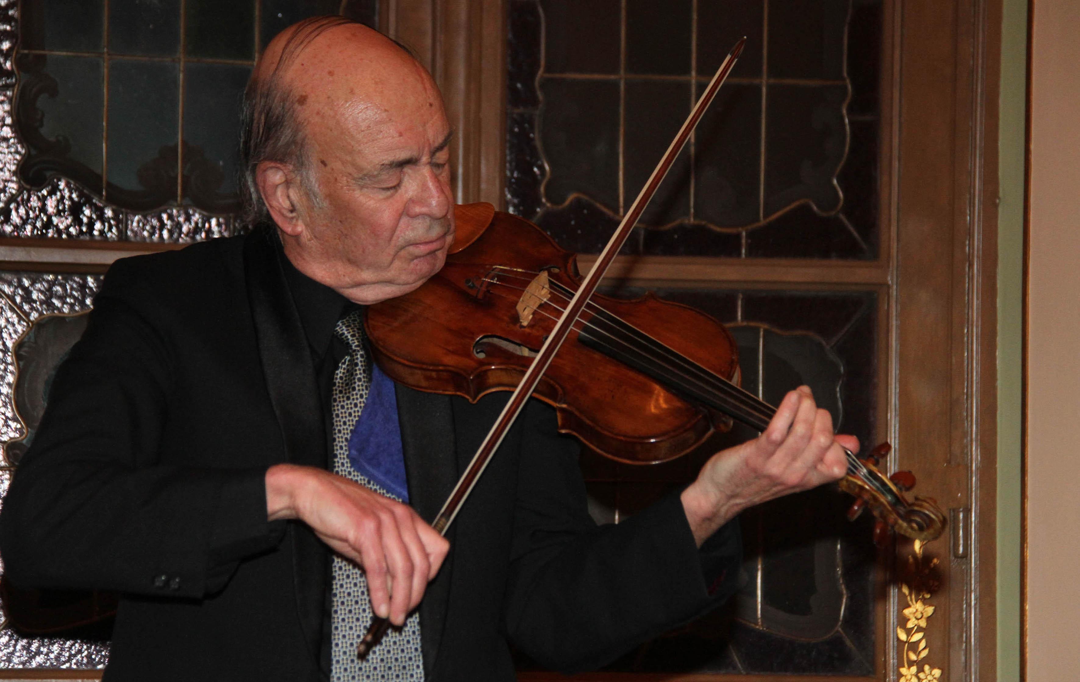 Violinist Jack