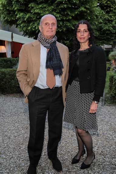 Paolo Volpi, Elena Forti Grazzini